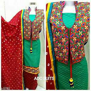 Stylish Embroidered Jacket Suits