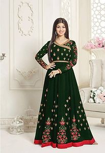 Fashionable wholesale supplier of aashirwad suits exporter  4883BK1004c
