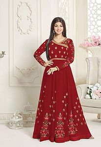 Gorgeous wholesale supplier of aashirwad suits exporter  4883BK1004f