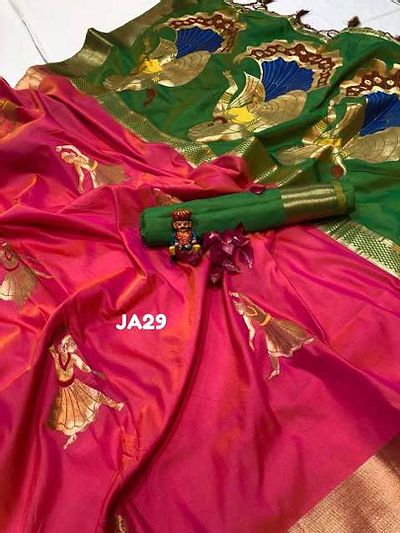 kanjivaram sarees with rich pallu