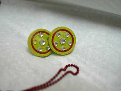 Quilled Studs