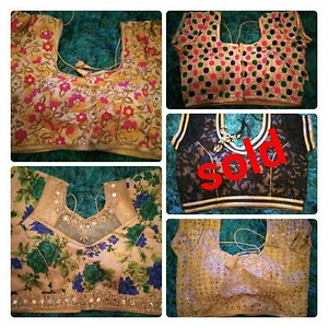 Ready-made blouses