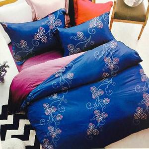 Name - Rachel  Size - 90*100 Fabric - Glace cotton  Set of contents - 1 Bedsheet and 2 pillow cover