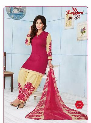 Synthetic Churidar Material Monsoon special