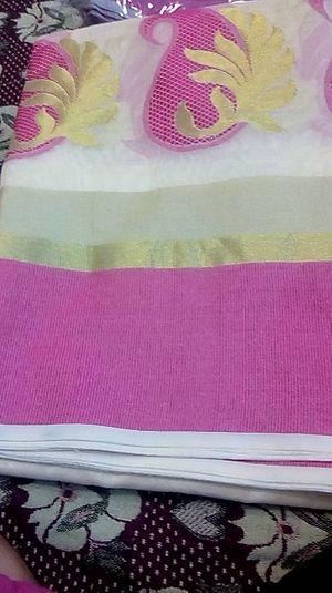 Monika cotton saree