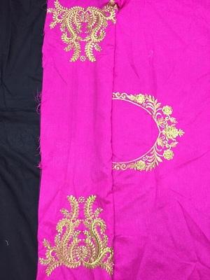Sneha sarees.. Chanderi cotton.. %>