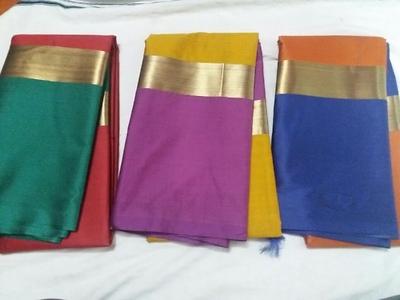 Ashika sarees
