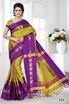 Mumbai soft cotton silk saree
