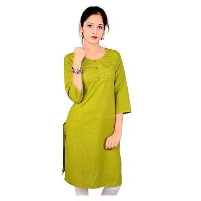 Exclusive Cotton Kurti For Women