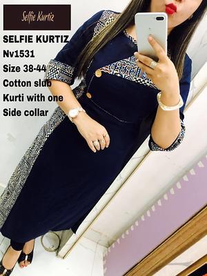 Selfie kurti
