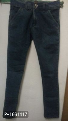 Blue jeans pant for boy