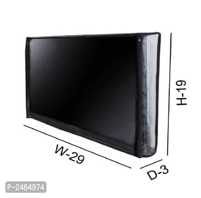 TV Cover Transparent LED/LCD for 32 inch