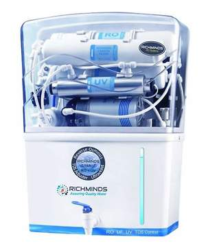 RICHMINDS GRAND+ RO Water Purifier with international standard components