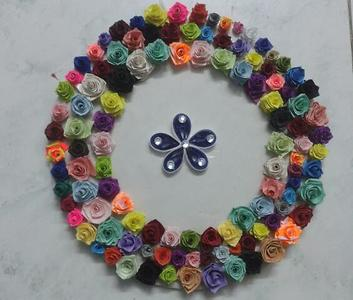 Paper Quilling Wall hanging