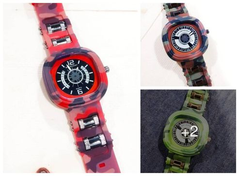 new-dial-silicon-strap-watches-for-men
