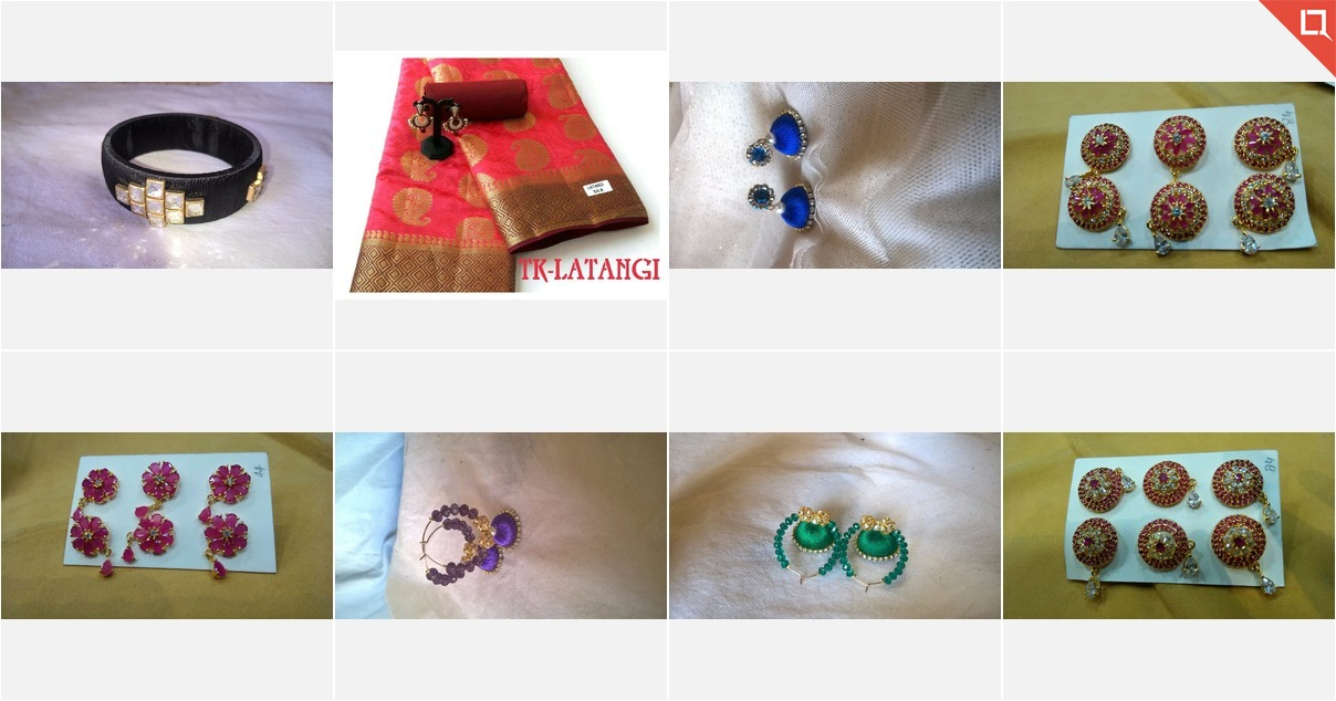 Hand Made Jewellery Collections