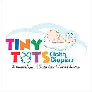 Imported organic cloth diapers