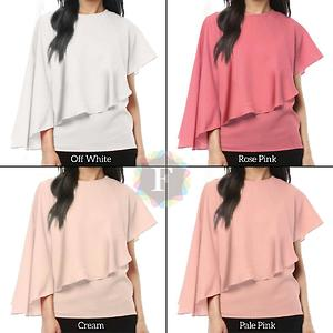 Flared Georgette tops