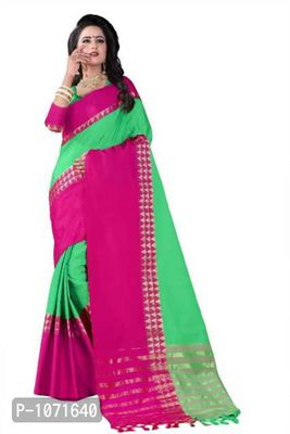 Mastani cotton silk saree