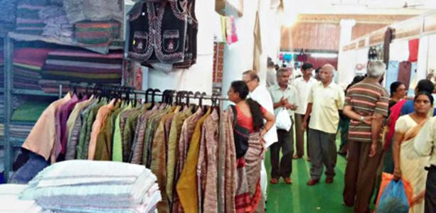 D Exhibition In Chennai : Mahalaxmi shopping exhibition vgn imperia thiruverkadu